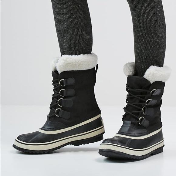 dae0a39cfd450 Sorel Women's Caribou Snow Boot// Size 9. M_5a7479905512fd2a8ca38d1d